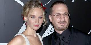 Jennifer Lawrence Opens Up About Dating Darren Aronofsky ...