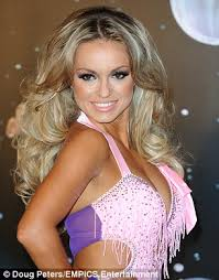 Strictly Come Dancing's Ola Jordan admits dancers and celebrities ...