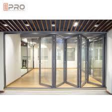 soundproof commercial aluminium bifold