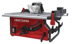 Craftsman 10 In Table Saw 199 Diy Saw Pro Tool Reviews