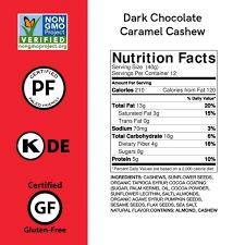 bar dark chocolate cashew almond