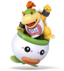 Bowser Jr From Super Smash Bros Ultimate Illustration Artwork Gaming Videogames Characterdesign Smash Bros Super Smash Bros Super Mario Bros