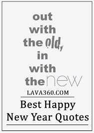 motivational best happy new year quotes lava