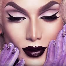 drag queen makeup transformation