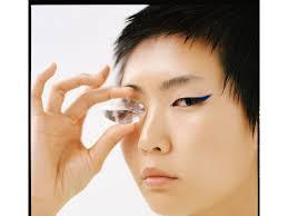 how to do eyeliner on monolids