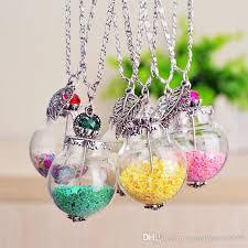 whole handwork diy glass pendant
