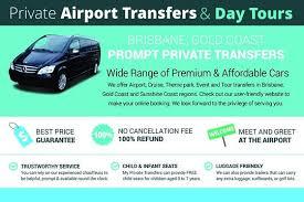 brisbane airport family transfers