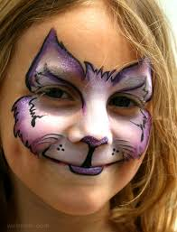 50 beautiful face painting ideas from
