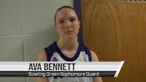 VIDEO: Bowling Green's Ava Bennett   Prep Sports   bgdailynews.com