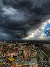 """Furtuna Sabina a intrat în România. Meteorolog: """"Vor fi ..."""
