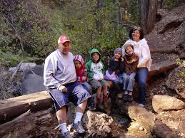 Coach and Deb: A DAY IN PAYSON CANYON