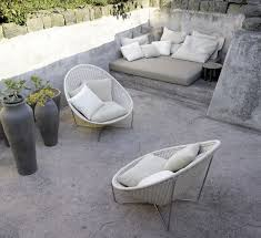 stone patio furniture idea making