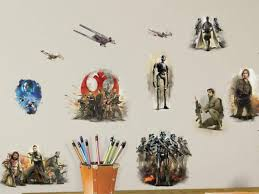 Roommates Star Wars Wall Decals As Low As 4 84 On Amazon Regularly 14