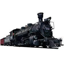 Vwaq Vintage Locomotive Train Peel And Stick Removable Wall Decal Reviews Wayfair
