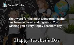 happy teachers day quotes captions slogans greetings