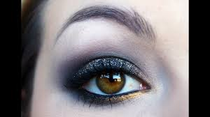 rocker smokey eye makeup tutorial