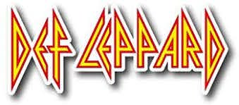 Amazon Com Platinum Stuff Def Leppard Sticker Rock Band Decal For Car Window Bumper Laptop Skateboard Wall Etc 3 Home Kitchen