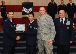 February promotion ceremony