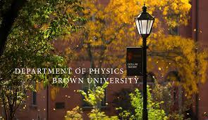 Brown University Department of Physics - Reviews   Facebook