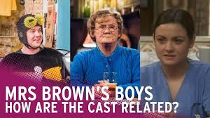 how is the cast of mrs brown s boys