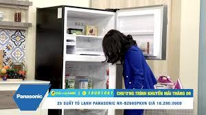 Điện máy XANH (dienmayxanh.com) - Cơ hội trúng tủ lạnh Panasonic cùng diễn  viên Ngọc Lan