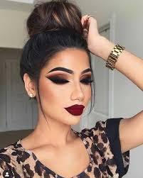 pics of dramatic eye makeup saubhaya