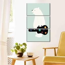 Chase Your Dreams Multi Panel Canvas Wall Art Elephantstock