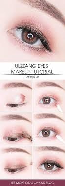 ulzzang cute makeup tutorial saubhaya