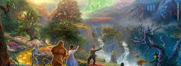 cant find a the wizard of oz wallpaper