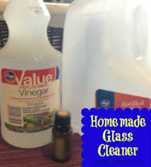 homemade glass cleaner stockpiling moms
