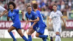 Italia - Bosnia 2-0 - Calcio - Rai Sport
