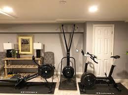 how to build a concept2 home gym concept2
