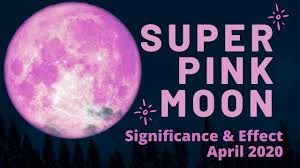 Super Pink Moon |