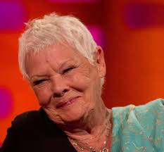 Graham Norton Show tonight? Judi Dench ...