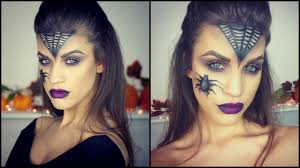 witch makeup for a little tutorial