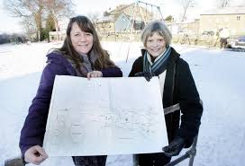 Work starts on £150,000 play area for Steeton and Eastburn ...