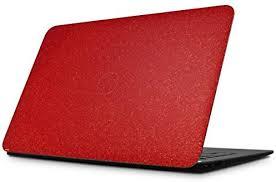 Amazon Com Skinit Decal Laptop Skin Compatible With Xps 13 Ultrabook Originally Designed Diamond Red Glitter Design Electronics