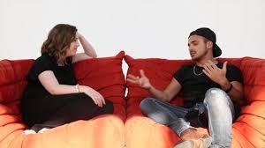 Straight Talk with Adamo Ruggiero: Aislinn Paul - YouTube