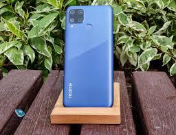 Mobile-review.com Обзор смартфона realme C15 (RMX2180)