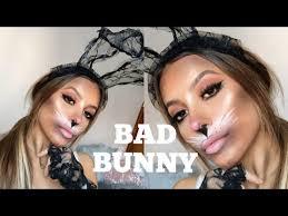 bunny makeup tutorial