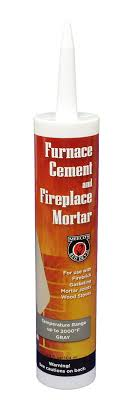 121 furnace cement and fireplace mortar