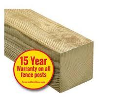 75 X 75mm Nom Par Post 2 4m Redwood Uc4 Treated Green