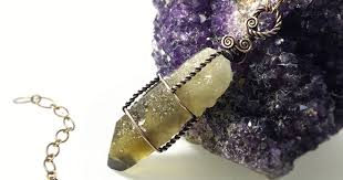 real citrine vs heat treated amethyst