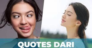 quote of the day dari raline shah soal definisi wanita cantik