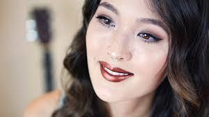 metallic bronze lips free