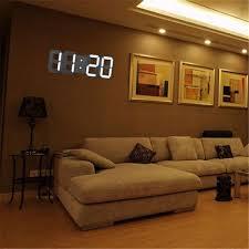 alarm clock wall hanging clock