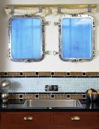 art deco family kitchen on upper east
