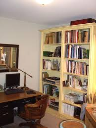 smart homemade bookshelves with
