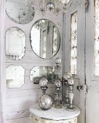 antique silvered mirrors