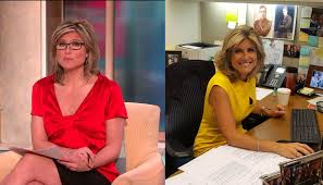 Has Ashleigh Banfield Given Up Her Trademark? – Jeanne Wolf's Hollywood |  Jeanne Wolf's Hollywood